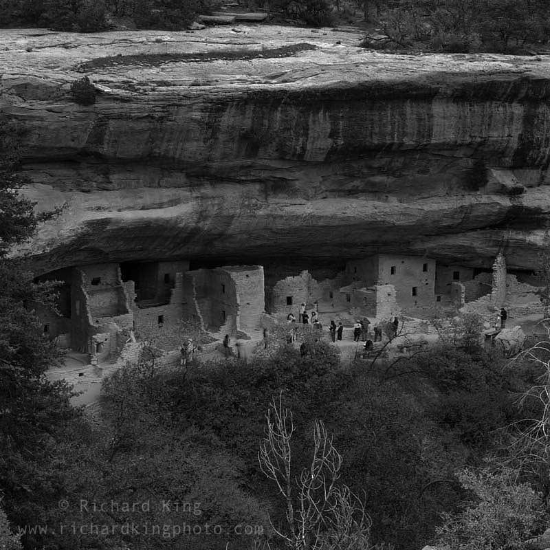 Anasazi Ruin, Mesa Verde National Park,Colorado, USA, photogrpah, fine art print, giclee, pigment-on-paper, http://www.photoshelter.com/c/richardkingphoto/image/I0000wigd10GopzE