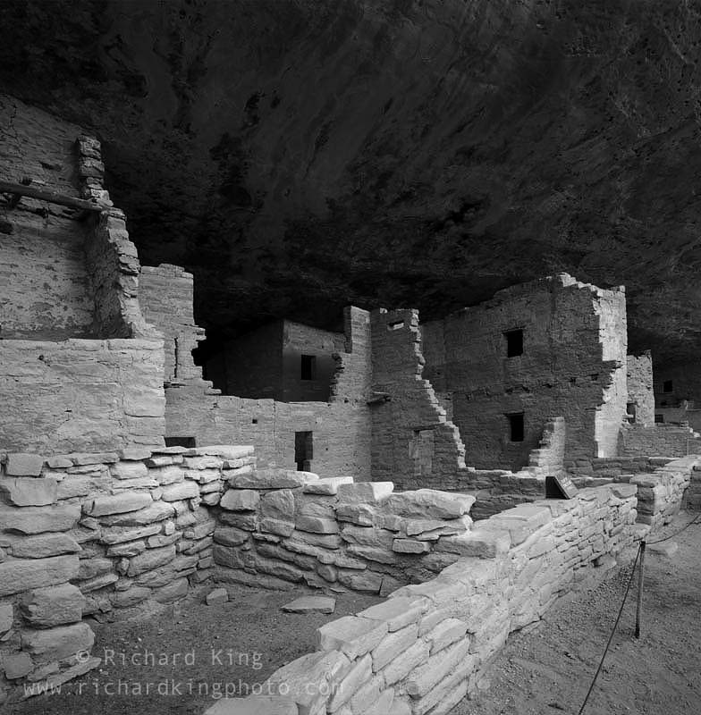 Anasazi Ruin, Ancient Pueblo Dwellings