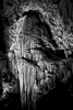 Images of Carlsbad Caverns National Park World Heritage Site, New MexicoImage no: 17-021550-bw   Click HERE to Add to Cart