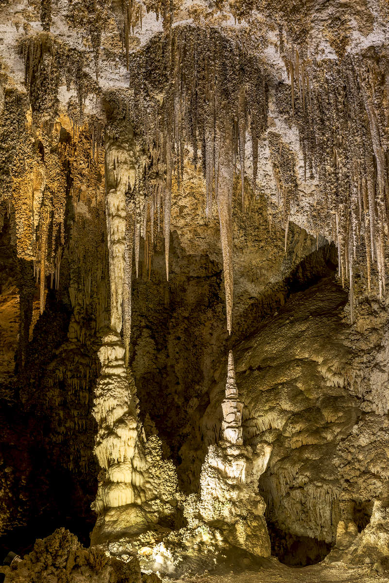 Images of Carlsbad Caverns National Park World Heritage Site, New MexicoImage no: 17-021575   Click HERE to Add to Cart