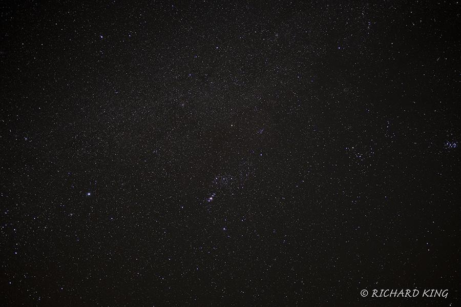 Star Photography from Kartchner Caverns State Park, Benson, AZ
