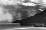 Highway 97 (Alaska Highway), British Columbia, CanadaImage no: 16-312094-bw  Click HERE to Add to Cart