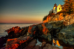 Bass Harbor, MaineImage no: 14-022512   Click HERE to Add to Cart