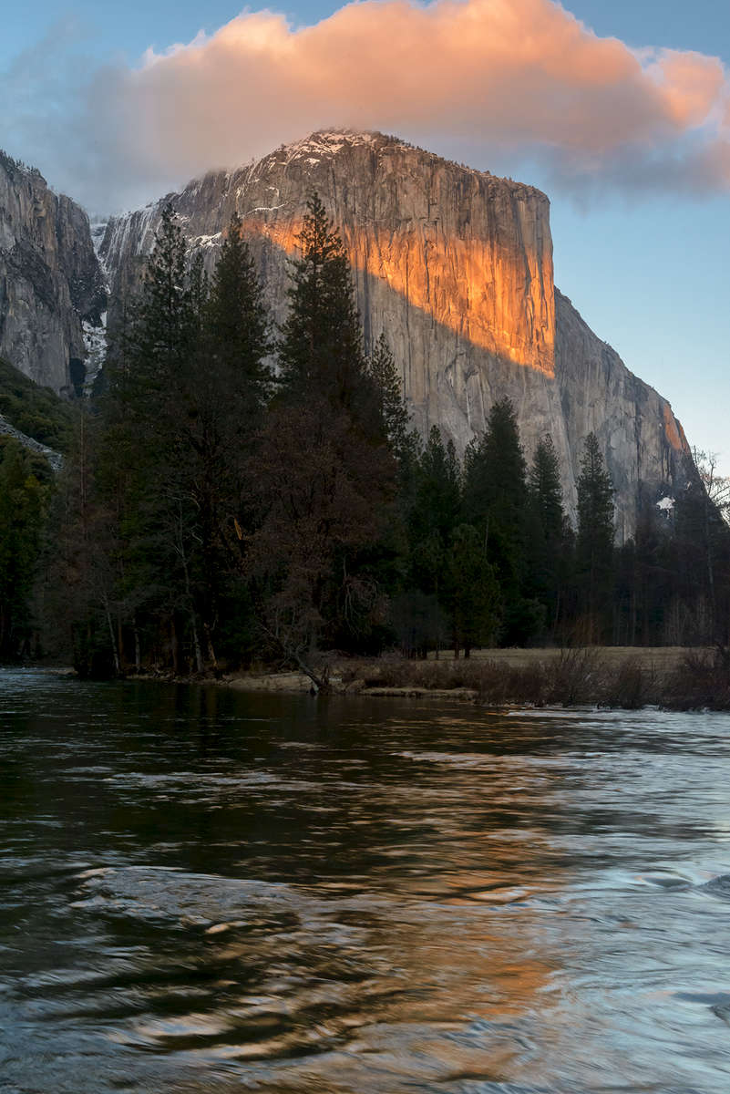 Winter Landscape photographs of Yosemite National ParkImage No: 17-002420  Click HERE to Add to Cart