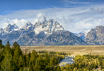 Snake River, Wyoming, USAImage no: 17-018147   Click HERE to Add to Cart