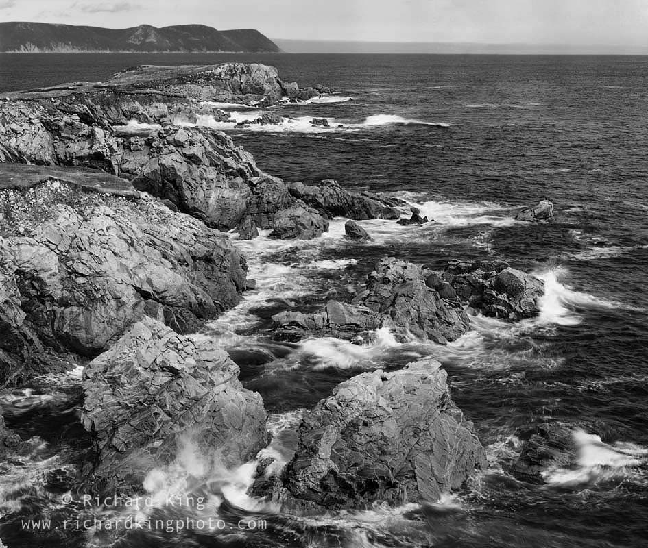 White Point Island, Atlantic Ocean, Cabot Trail, Cape Breton Island, Nova Scotia, CanadaImage no: 070621.0912  Click HERE to add to cart