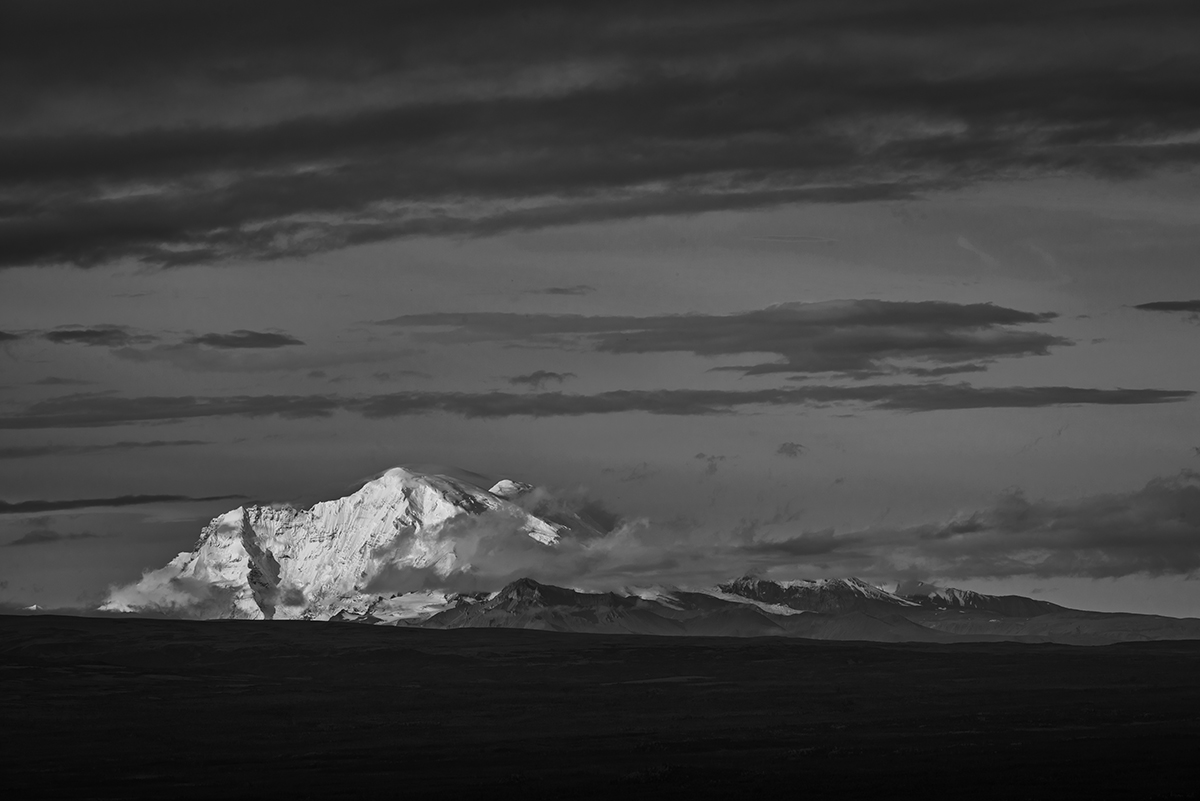Nabesna Road, AlaskaImage no: 16-028146-bw   Click HERE to Add to Cart