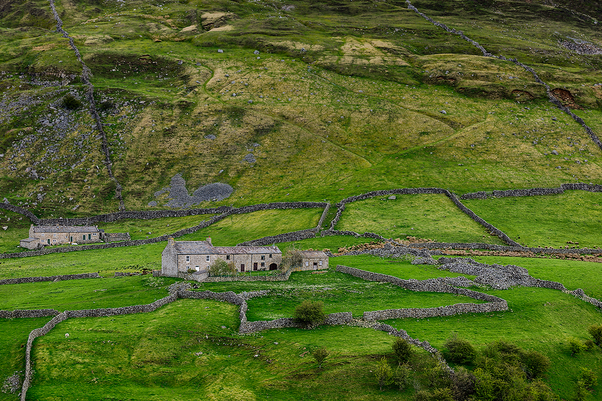 Yorkshire Dales National Park, EnglandImage No: 12-014286 Click HERE to add to cart