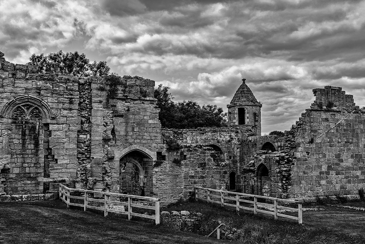 Spofforth, North YorkshireImage No. 13-029408-bw   Click HERE to Add to Cart