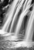 The series of falls caught my eye and this stood out to me as a great monochrome image. Setting the Picture Styles to Monochrome confirmed that.