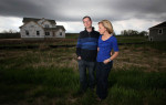 It was supposed to be their dream home, but it's now a housing nightmare. Mike and Shelley Willis's home has been framed when their builder, Monarch Homes, filed bankruptcy and all work was halted. Liens have been placed on the home by contractors who were hired by Monarch and had not been paid. The Willis' cannot take out any more loans, and do not have the cash to complete the construction.