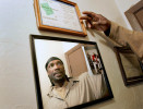 The Guest House, a homeless shelter, has been able to secure government funds to help people like Stan Patterson secure safe housing. Stan, who has major depression and other mental illnesses, is proud of his life and placed all his certificates from programs he has completed at The Guest House in the entry way of his Milwaukee apartment.