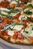 deptolla fea kwg 10--Margherita Pizza at Burke's Lakeside in Summit features San Marzano tomatoes with Wisconsin buffalo mozzarella and fresh basil.October 29, 2010PHOTO: KRISTYNA WENTZ-GRAFF / KWENTZ@JOURNALSENTINEL.COM