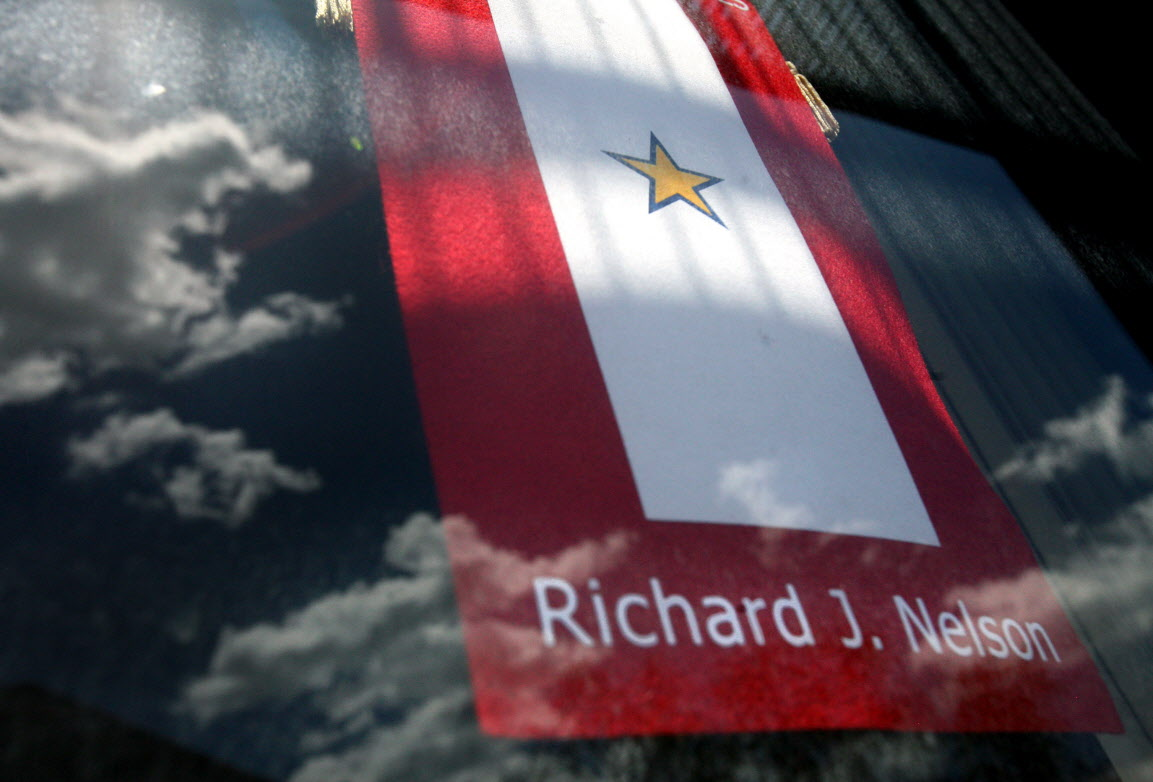 Cpl. Richard {quote}Ricky{quote} Nelson was killed in action during his second tour of duty in Iraq on April 14, 2008. He was 23. In this audio slideshow, his wife, Kristen, shares their story.