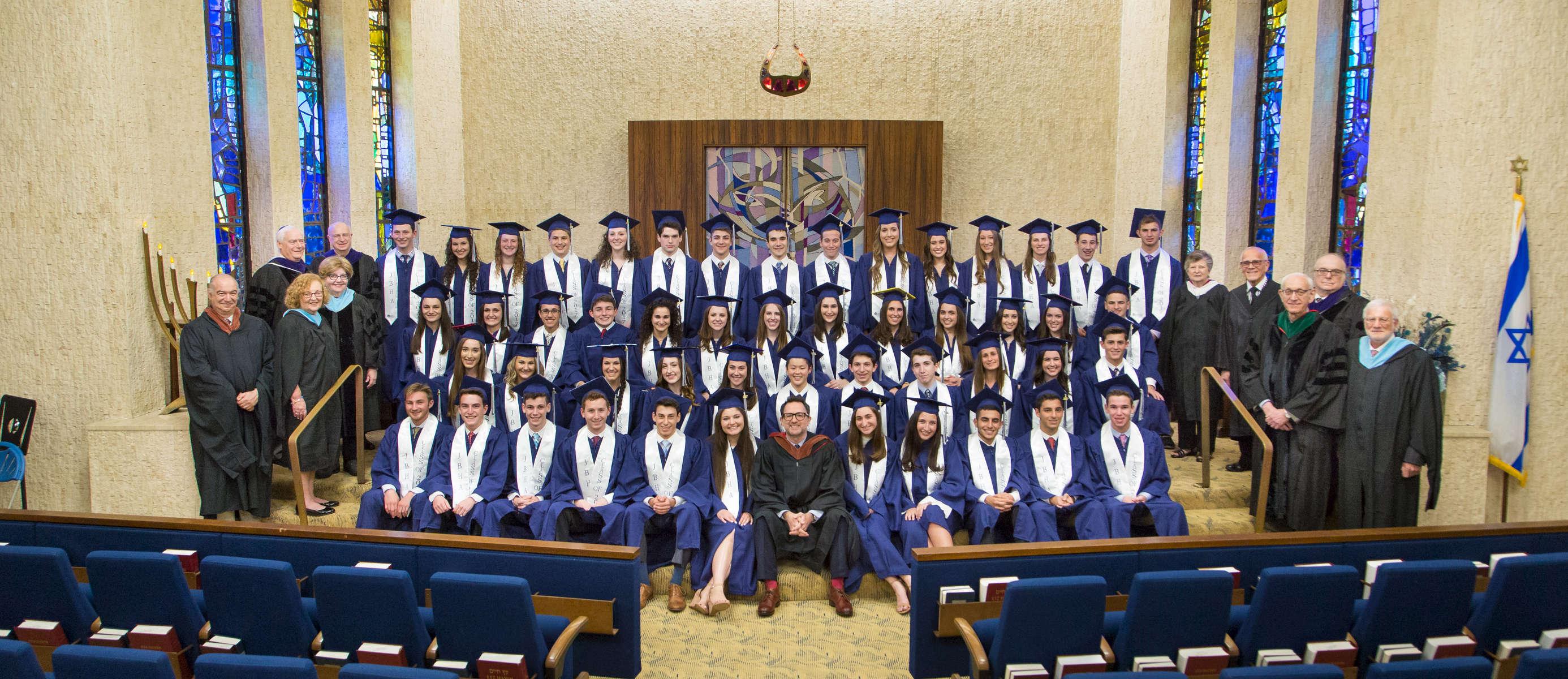 JUNE 8, 2017 - PENN VALLEY, PA -- Jack M. Barrack Hebrew Academy 2017 Commencement at Har Zion Temple Thursday, June 8, 2017.  PHOTOS © 2017 Jay Gorodetzer -- Jay Gorodetzer Photography, www.JayGorodetzer.com