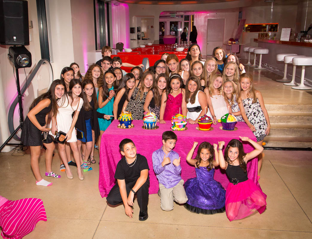 SEPTEMBER 27, 2014 -- PHILADELPHIA, PA  --  Haley Goodman's Bat Mitzvah at Pod, Saturday, September 27, 2014. PHOTOS ©2014 Jay Gorodetzer  Jay@JayGorodetzer.com --  www.JayGorodetzer.com