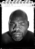 Iran Barkley, former Middleweight Champion of the world poses for a photo on October 20, 2005  in The Bronx, New York.  He fought from 1982-1999 and is 45 years old at the time of this photo.