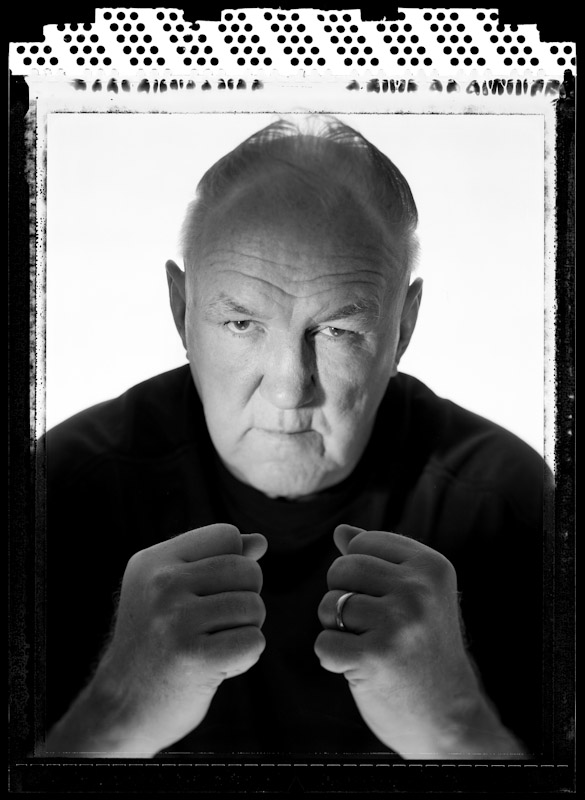 Chuck Wepner former boxing heavyweight contender, poses at his home on on July 6, 2005  in Bayonne, New Jersey. He is 66 years old at the time of this photo.  He fought from 1964 thru 1978.