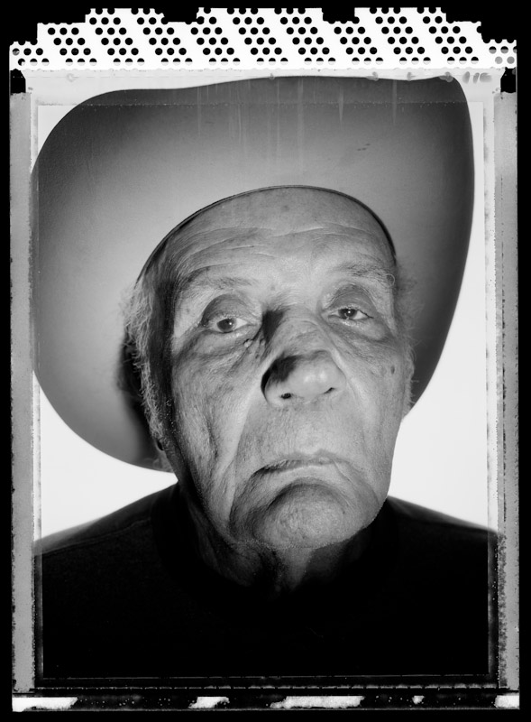 Jake LaMotta, former World Middleweight Champion poses for a portrait on June 11, 2005 at The International Boxing Hall of Fame in Canastota, New York.  He fought from 1941-1954.  He is 83 years old at the time of this photo.