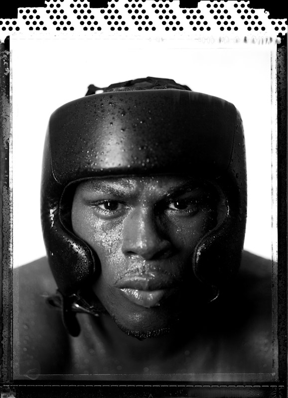 Undisputed World  Middleweight Champion Jermain Taylor poses for a portrait  on November 15, 2005  in Memphis, Tennessee.  Taylor is 27 years old at the time of this photo. Taylor started his professional career in 2001.