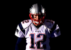Tom Brady #12 of the New England Patriots prepares to take the field prior to the game against the New York Jets at MetLife Stadium on November 27, 2016 in East Rutherford, New Jersey.