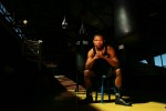 Boxing Champion Shane Mosley, poses for a portrait at Chelsea Piers Gym on March 17, 2006 in New York City, New York.