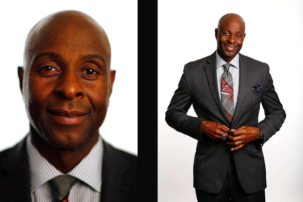 Former NFL Hall of Fame Wide Reciever and Three time Super Bowl Champion Jerry Rice shot September 17, 2015