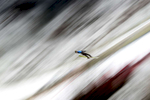 Kamil Stoch of Poland  during the Ski Jumping - Men's Team Large Hill on day 10 of the PyeongChang 2018 Winter Olympic Games at Alpensia Ski Jumping Center on February 19, 2018 in Pyeongchang-gun, South Korea.