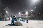 Dorothea Wierer of Italy prepares to shoot during the Women's 4x6km Relay on day 13 of the PyeongChang 2018 Winter Olympic Games at Alpensia Biathlon Centre on February 22, 2018 in Pyeongchang-gun, South Korea.