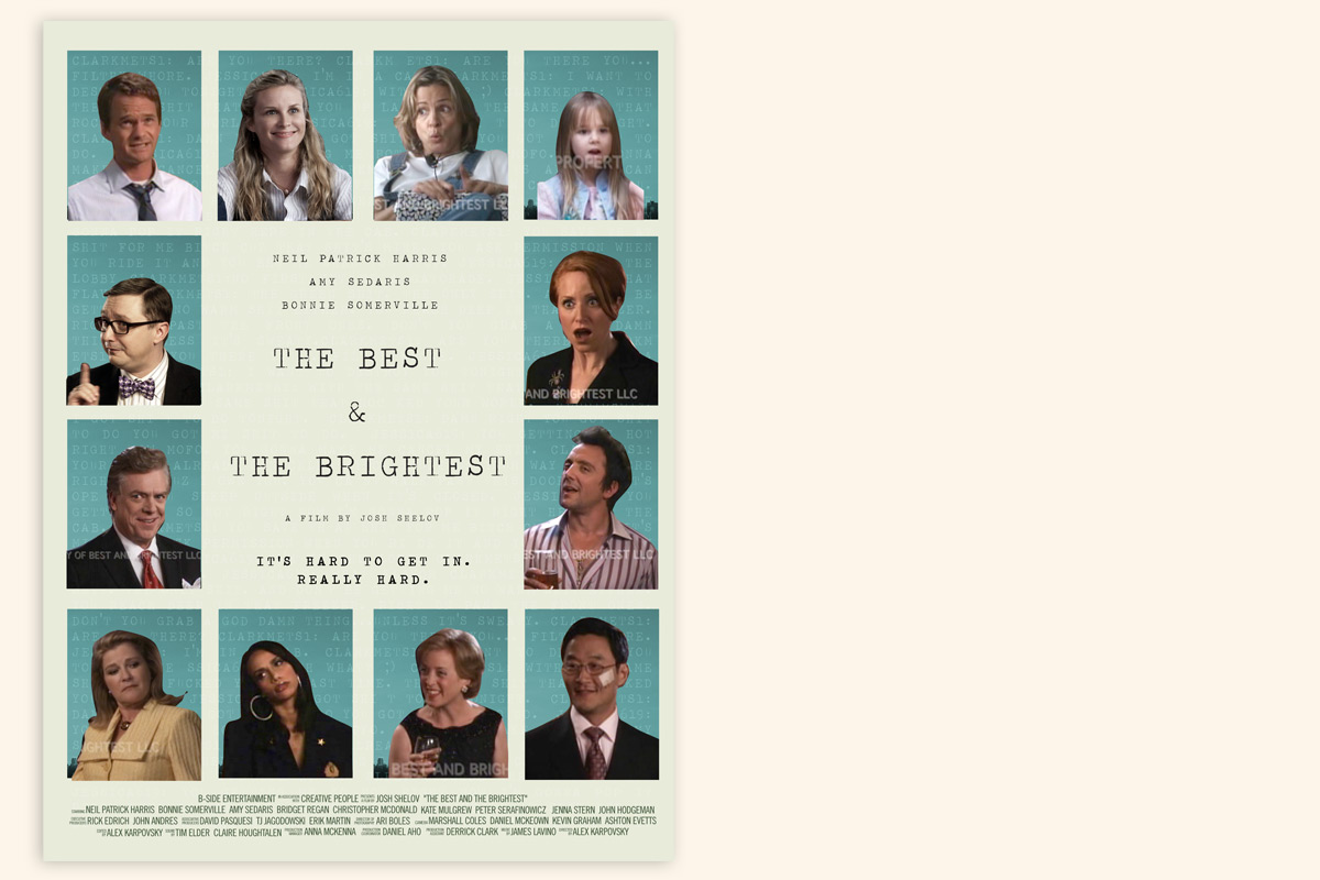 The Best & The Brightest, 2010