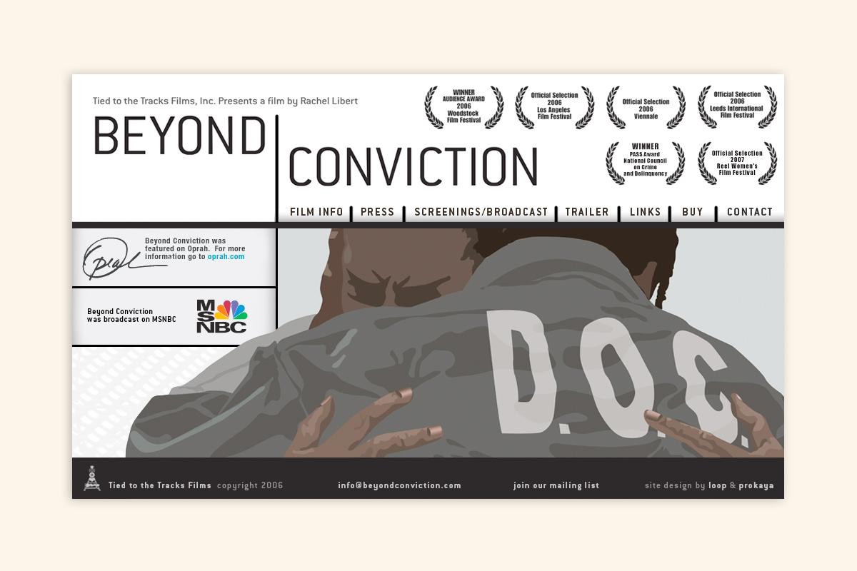 Beyond Conviction