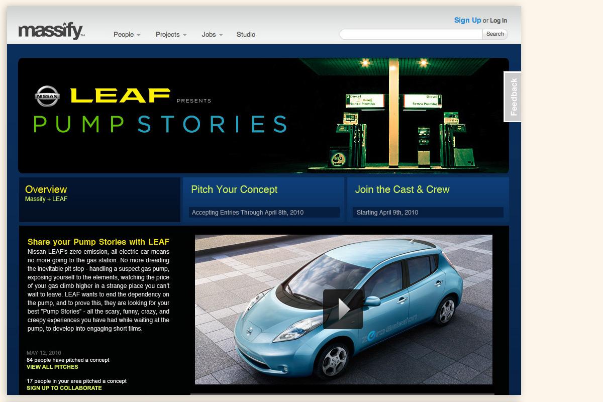 Pump Stories