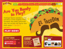 Old El Paso Taco Night Game