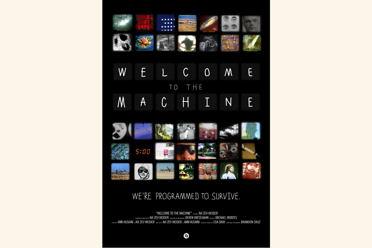 Welcome to the Machine, 2012