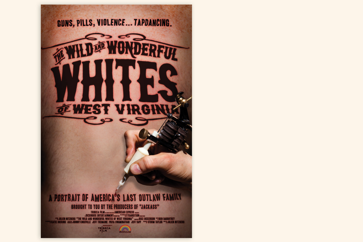 The Wild and Wonderful Whites of West Virginia, 2010