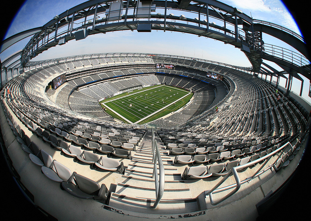 The New Meadowlands Stadium