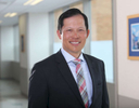 Dean Q. Lin, President of Ocean Medical Center in Brick, NJ