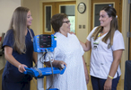Patient and Caregiver Photos Bayshore Medical Center