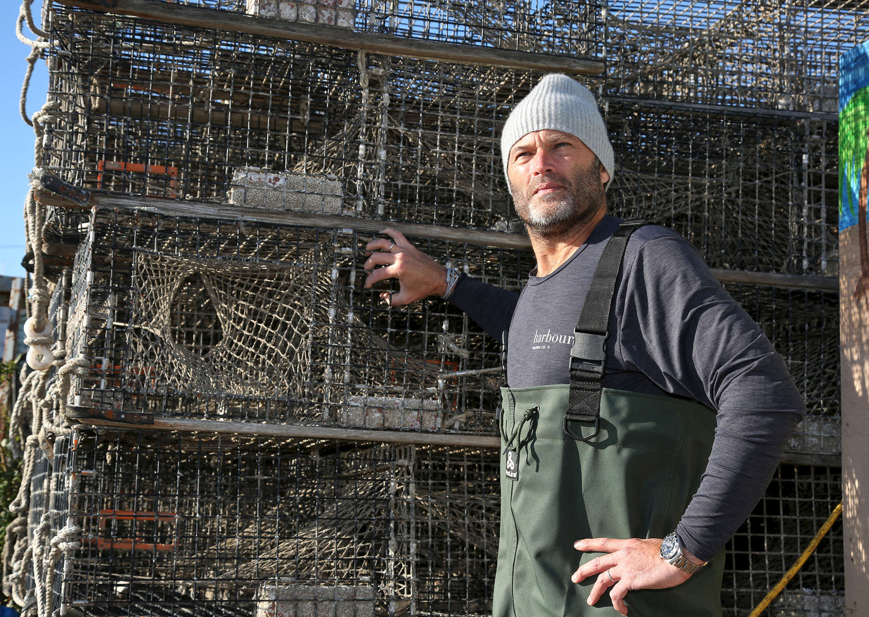 Business Feature On David Goldsmith of Harbour Trading Company