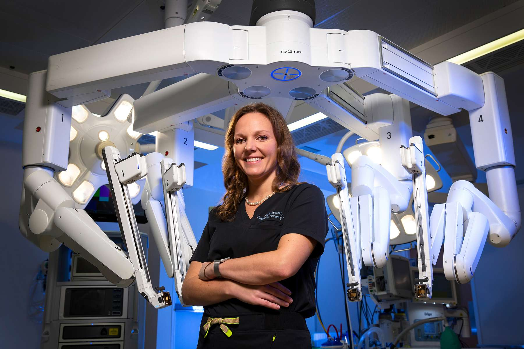 JFK Medical Center Robotic Surgeons