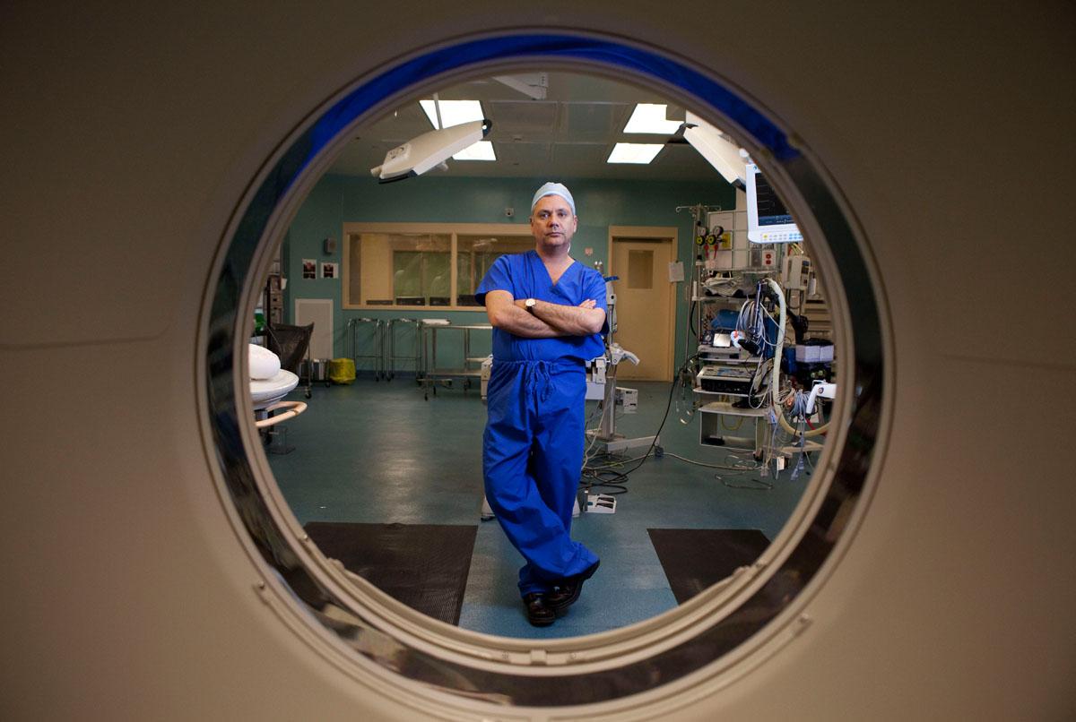 Dr. Barry Rubin, medical director at Peter Munk Cardiac Centre.