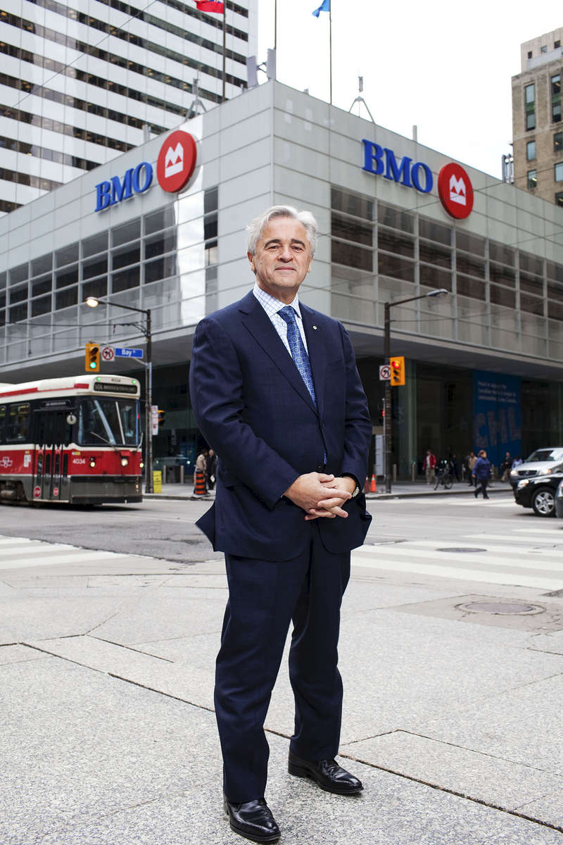 Brian Tobin, vice-chair of BMO Capital Markets.