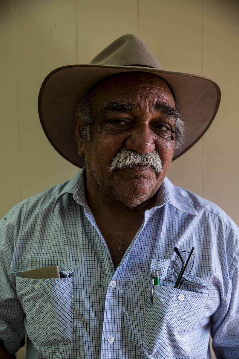 "Harold Furber was born in Alice Springs in 1952. He lived in the Gap Cottages with his sisters, his mother and his grandmother. He was sent to the Methodist mission on Croker Island with his younger sister, while his eldest sister was left in Alice Springs.""Within a year, my little sister was gone… she had lighter skin and blonde hair"" She had been adopted out to a family in Queensland. ""Can someone please explain if this is all for our good, how can you keep splitting families up?… Of course you never get an answer… I reckon I was forgotten."""