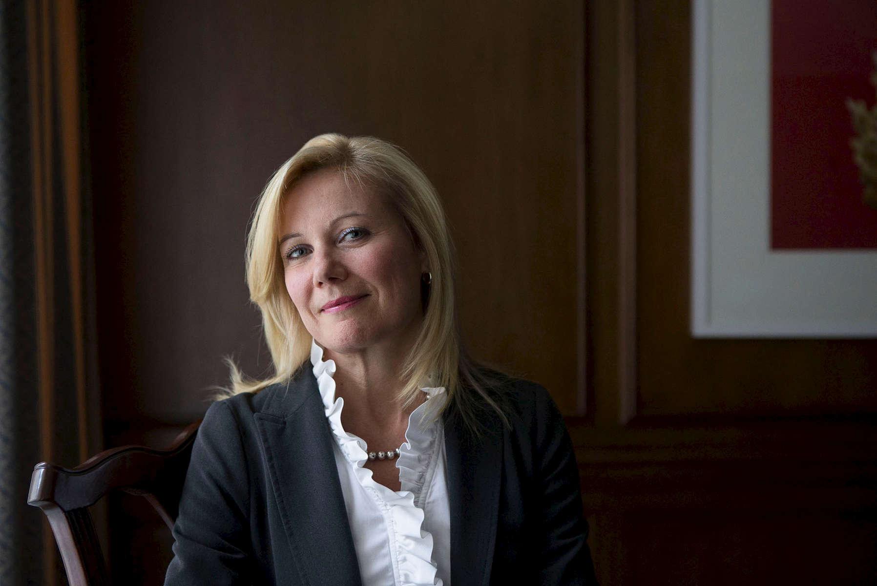 Kimberley Mason, regional president, Greater Toronto, Royal Bank of Canada.