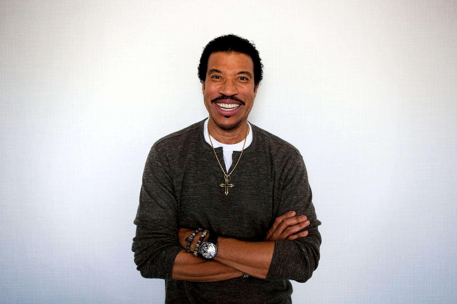 Lionel Richie. musician