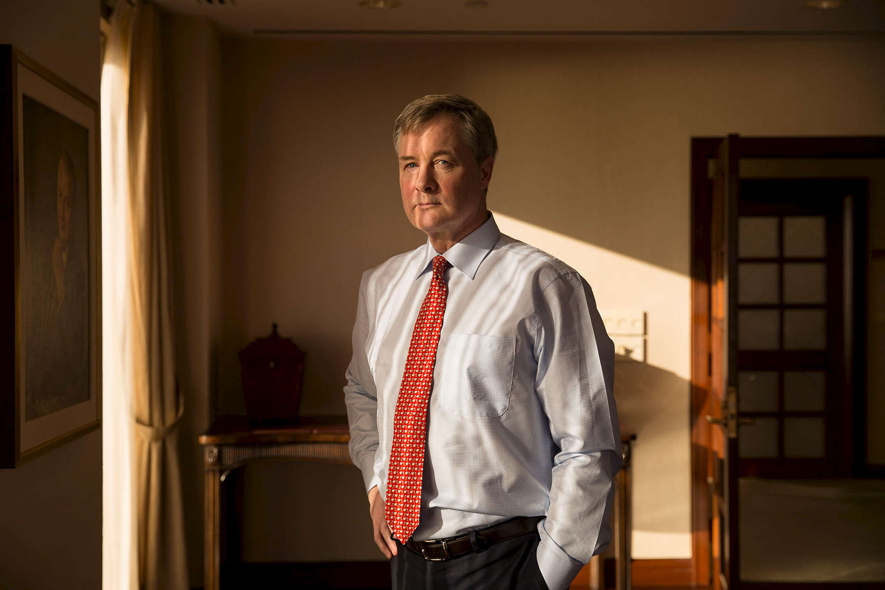 Steve MacCulloch, vice-chairman, Global Investment Banking, Scotia Capital Inc.