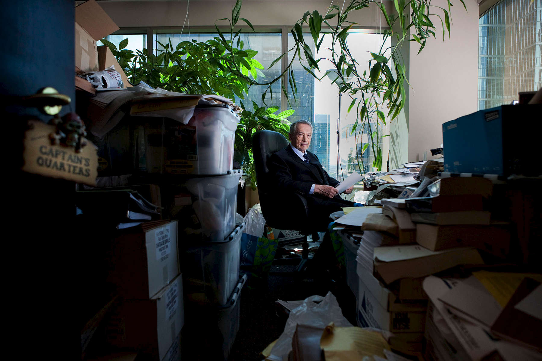 Al Rosen. principal of Rosen & Associates Limited.