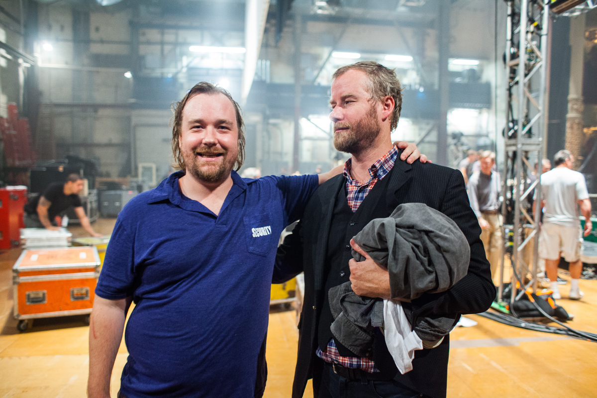 tom & matt berninger