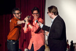 ira glass, rachel maddow and john hodgman