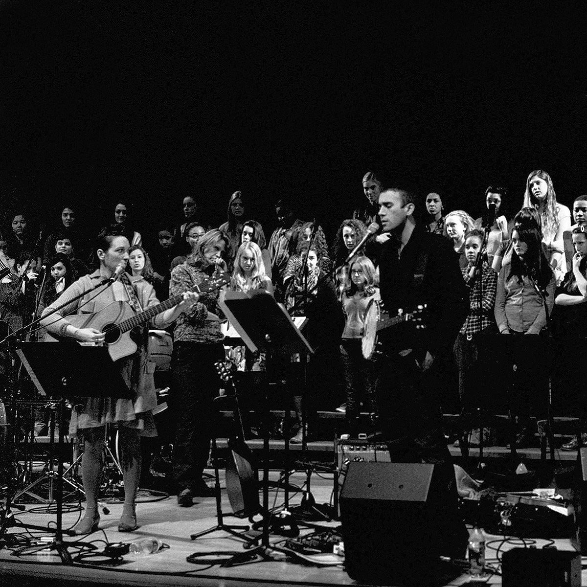 shara worden, sufjan stevens & brooklyn youth chorus